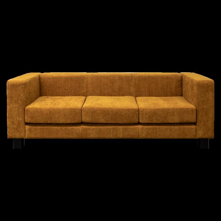 Cubic 3-istuttava sohva